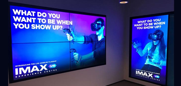 IMAX se retrage din lumea VR