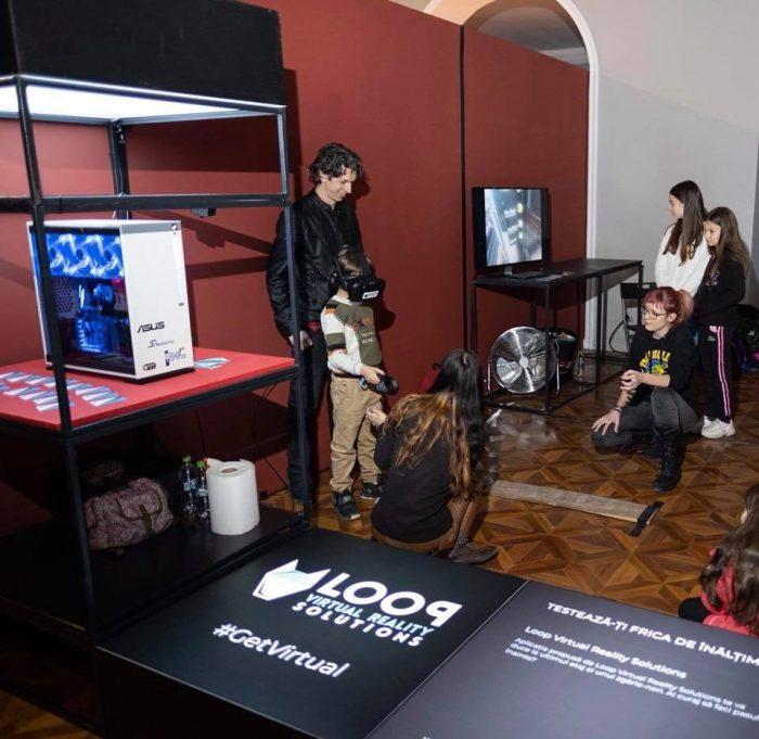 Testeaza-ti frica de inaltime in VR la Museum of Senses