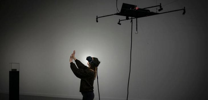 Lars von Trier diamonds and VR