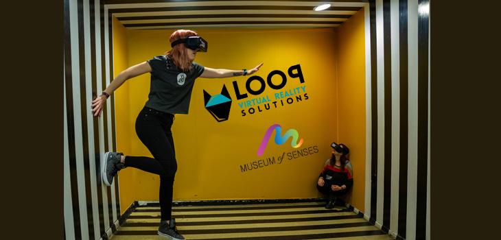 Loop VR cauta colegi la Museum of Senses Bucuresti