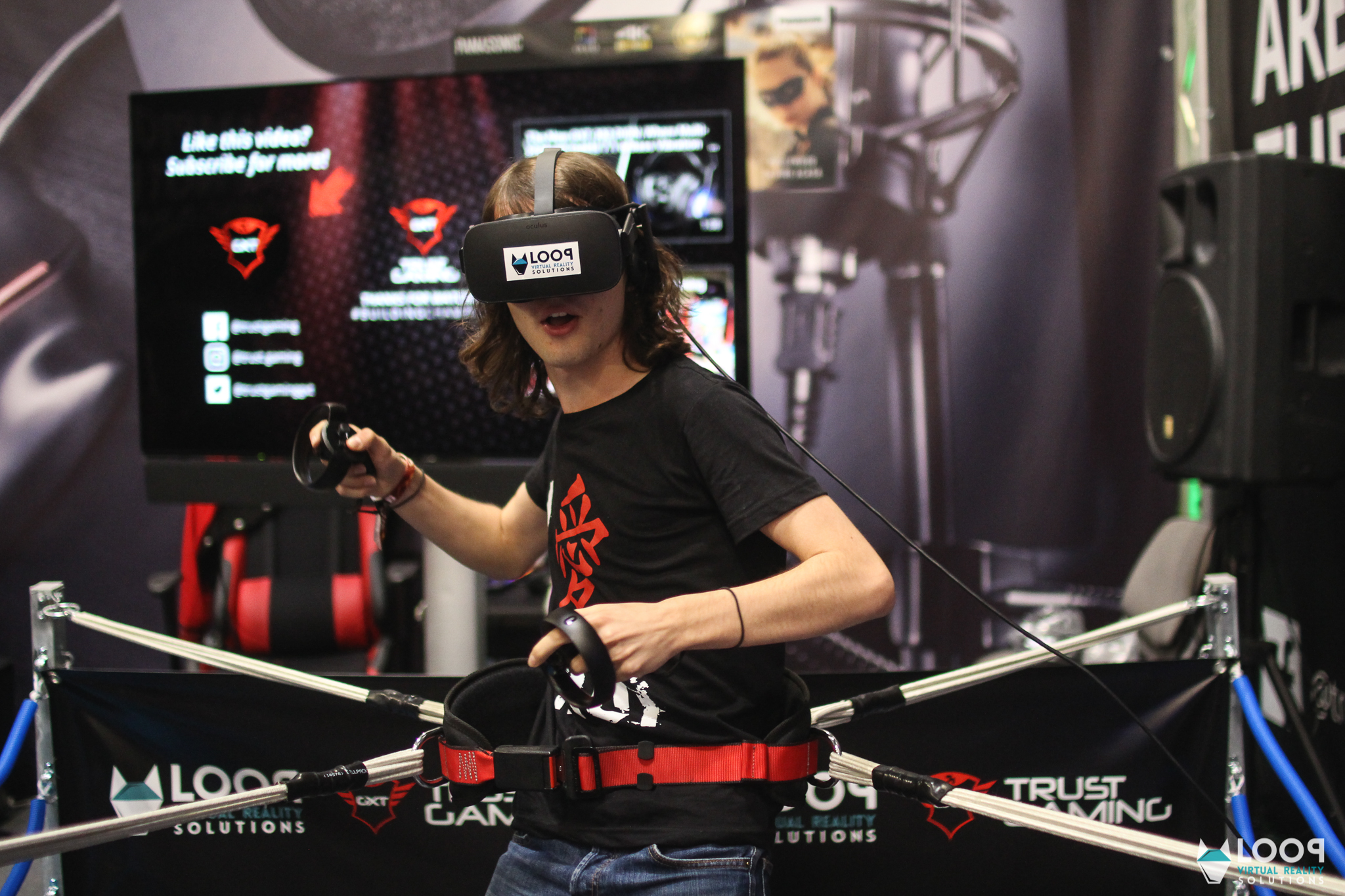 Loop Virtual Reality la East European Comic Con