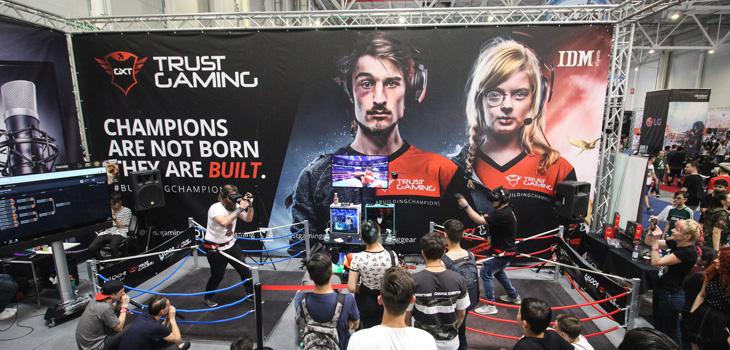 Loop Virtual Reality la East European Comic Con 2019