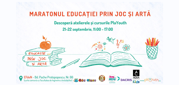 Maratonul Educatiei Alternative PlaYouth