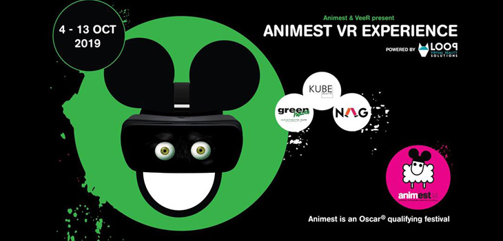 Animest VR Experience