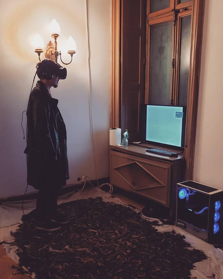 Nothing Happens VR Animest
