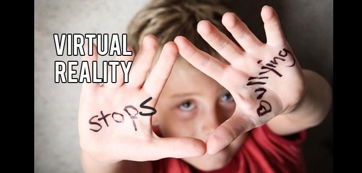 Realitatea virtuala impotriva bullying-ului
