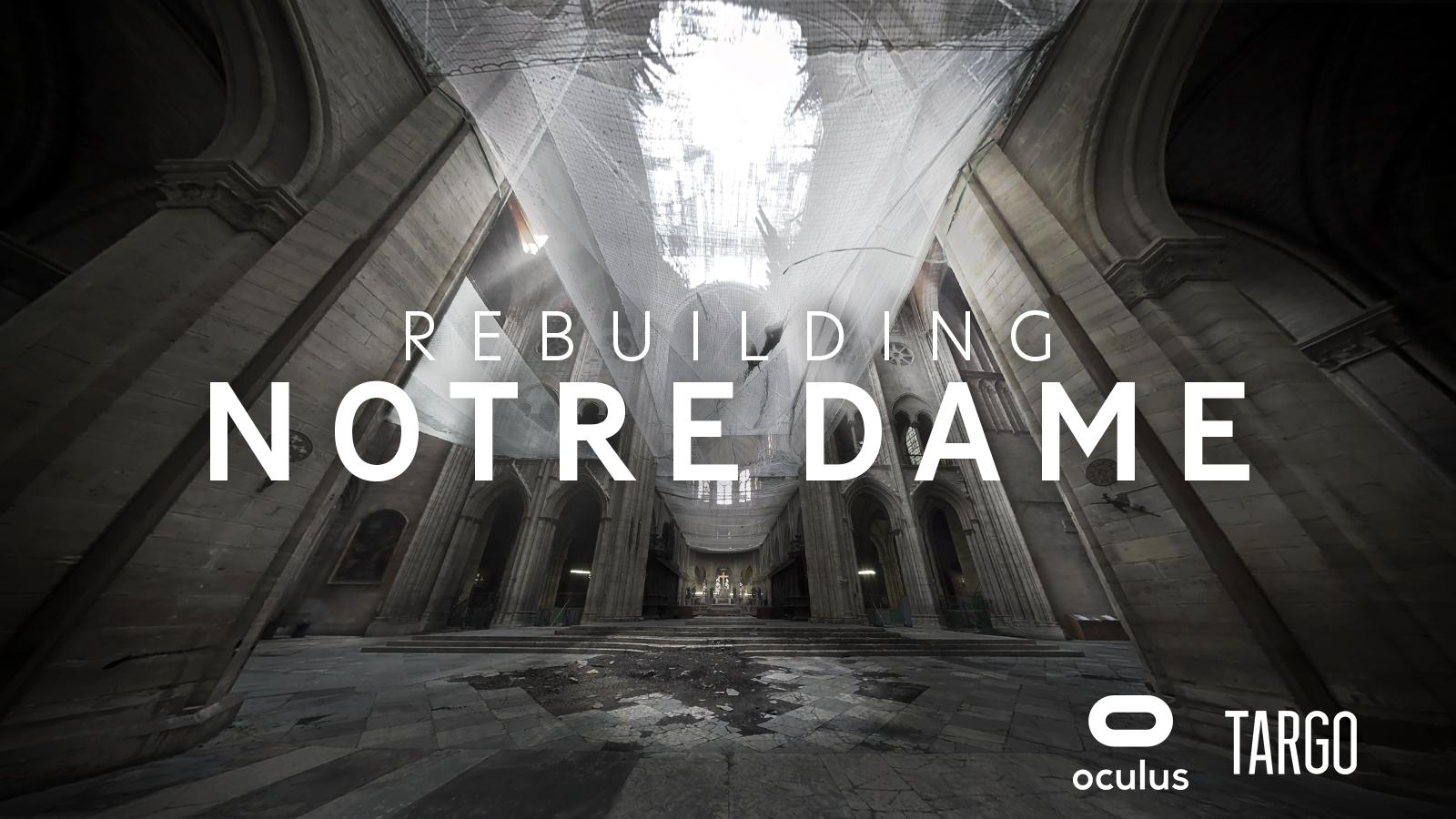 Rebuilding Notre-Dame VR