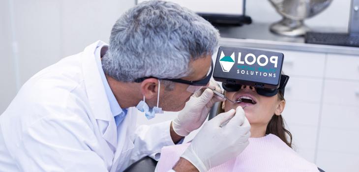 Cu VR ul la dentist