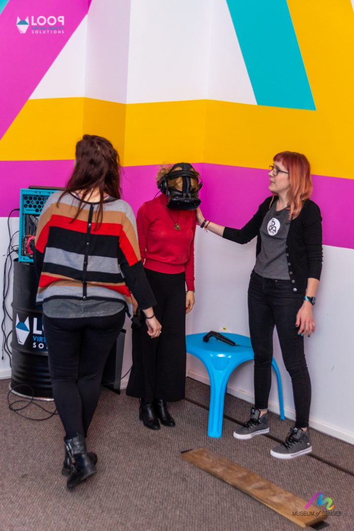 realitatea virtuala ajuta la intelegerea emotiilor
