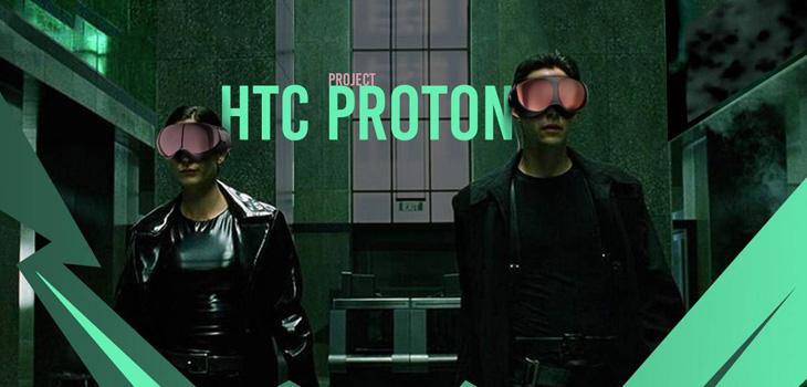 HTC Proton Vive