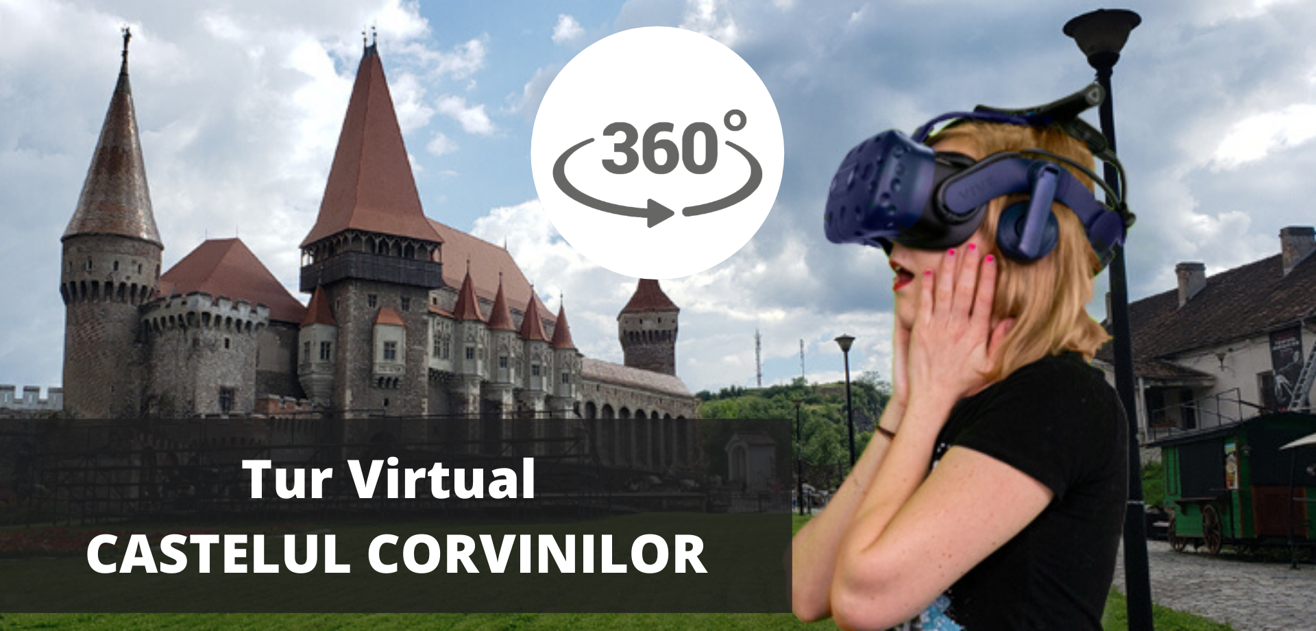 Tururi Virtuale - Castelul Corvinilor, Hunedoara