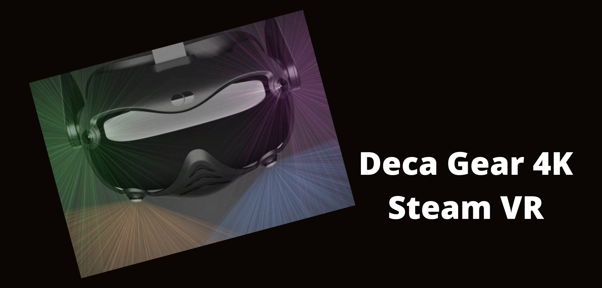 DecaGear 4K VR Steam